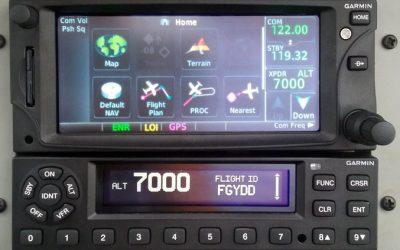 Nouvelles radios – GTN 635