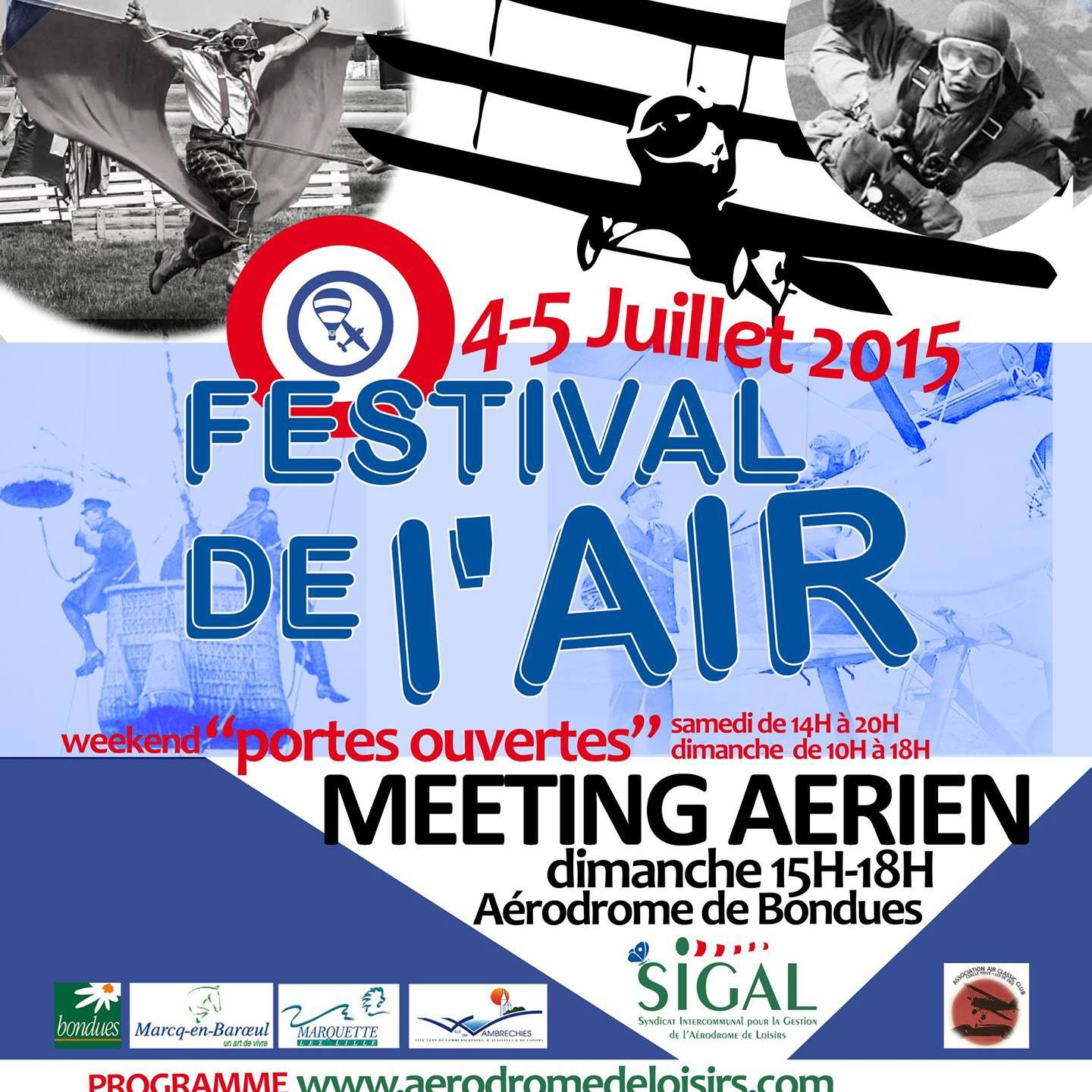 Festival de l'air à Bondues