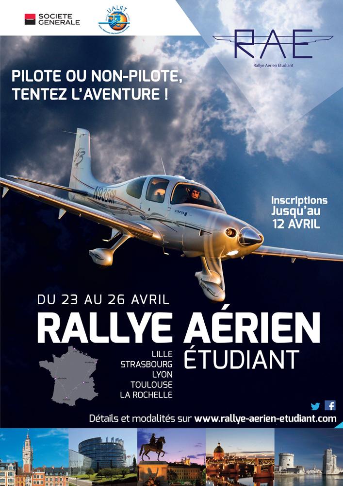 Rallye Aérien Etudiant