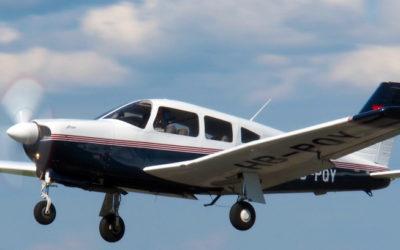 Nouvel avion : Piper PA-28