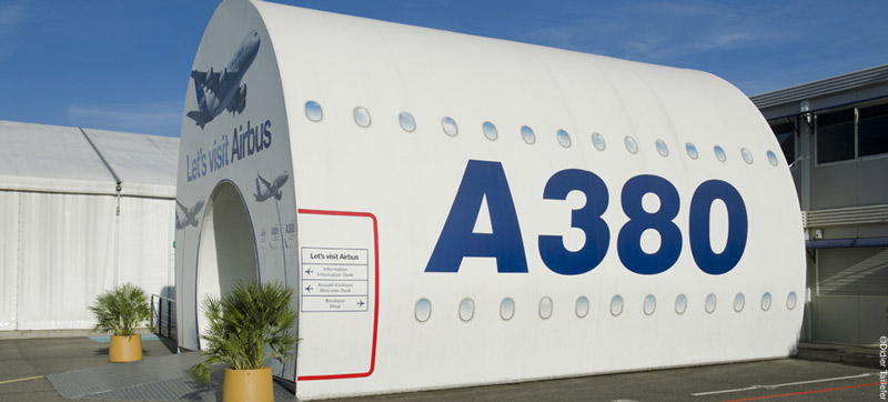 Voyage Club : VISITE AIRBUS TOULOUSE