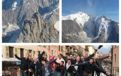 Voyage Club : Mont Blanc