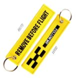 Porte clefs Follow me RV