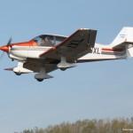 DR 400 avion F-GUXL